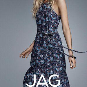 JAG Maxi Dress Size 8